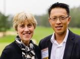 With Diane, COA Executive Director