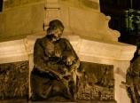Jeanne Mance, Maisonneuve Monument