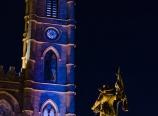 Maisonneuve and the Notre-Dame Basilica