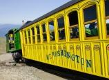 Cog Railway car