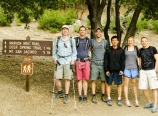 Marion Mountain Trailhead