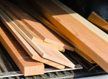 Lumber for drawers and doors