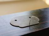 Installing drawer hardware
