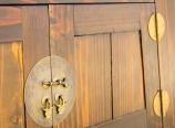Doors, close-up