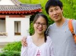Chen Jia and Zhao Xing