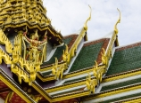 Grand Palace roof detail