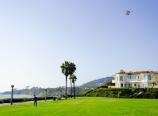 Launching the kite