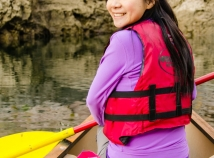 Ready to paddle