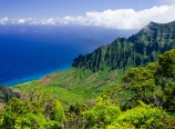 View from the Kalalau Lookout