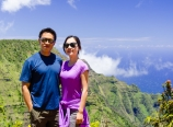On the Pihea Trail
