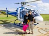 Landed in Lihu'e