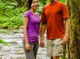 Hiking to Secret Falls (Uluwehi Falls)