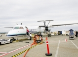 Boarding in Seattle