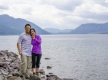 At Lake McDonald
