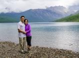 At Kintla Lake