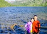 At Poia Lake