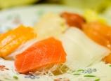 Vegetarian sashimi
