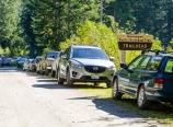 Hannegan Pacific Northwest Trail parking