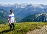 On Hannegan Peak
