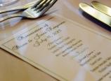 ABJS Banquet Menu