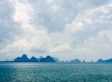 Ao Phang Nga karst formations