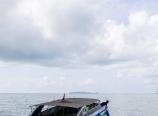 Boat to Ko Phi Phi