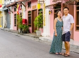 In Old Town Phuket