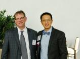 With Bob Hart, Resident Leadership Forum chair