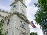 First Baptist Church in America, founded in 1638