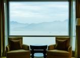 Arrival at Shangri-La Hotel, Wenzhou