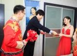 Giving red envelopes