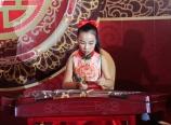 Yangqin performance