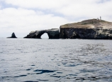 Arch Rock and Anacapa Island Lighthouse