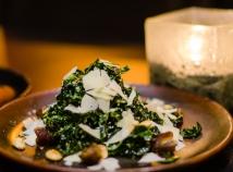 Green Goddess kale salad