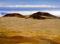 View from Mauna Kea summit