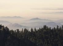 Lookout on Mount San Gorgonio