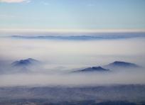 View from San Bernardino Peak Trail