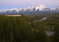From Snake River Overlook