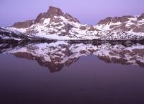 Predawn Banner Peak