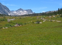 Approach to Tuolumne Pass