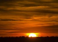 Sunset from Yavapai